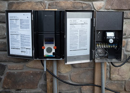 lighting install services maintenance howard county